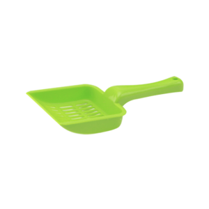 Cat Litter Scoop Green