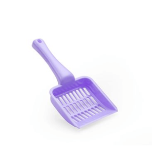 Cat Litter Scoop Purple