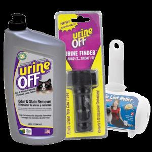 Urine & Odour Control