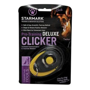 Starmark Pro Training Clicker Deluxe