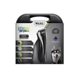 WAHL Lithium Pet Pro Clipper Kit