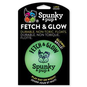 Fetch & Glow Ball Large 9cm